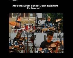 Ecole de batterie TAMA - Muespach-Le-Haut - PHOTOS - LES ÉCOLES DE BATTERIE MODERN DRUM SCHOOLS JEAN REINHART EN CONCERT LE 21.06.2016