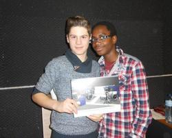 Ecole de batterie TAMA - Muespach-Le-Haut - PHOTOS - GOÛTER CHOCOLAT CHAUD ET MANALAS À L'ÉCOLE DE BATTERIE DE RIEDISHEIM LE 12 .12.2015
