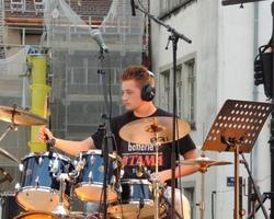 Ecole de batterie TAMA - Muespach-Le-Haut -  PHOTOS - FÊTE DE LA MUSIQUE DU 21.06.2015 À ALTKIRCH