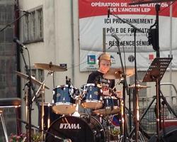 Ecole de batterie TAMA - Muespach-Le-Haut - FÊTE DE LA MUSIQUE DU 21 06 2015 À ALTKIRCH