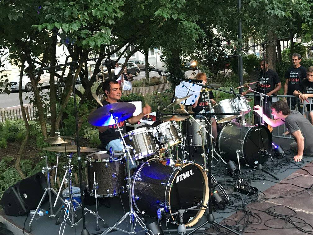 Fête de la musique à Muhouse le 21.06.2017